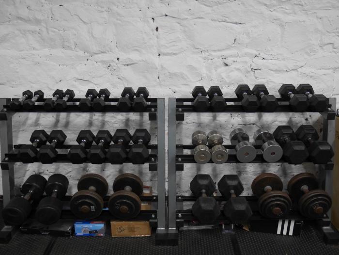 Dumbells - Brie Fitness Training